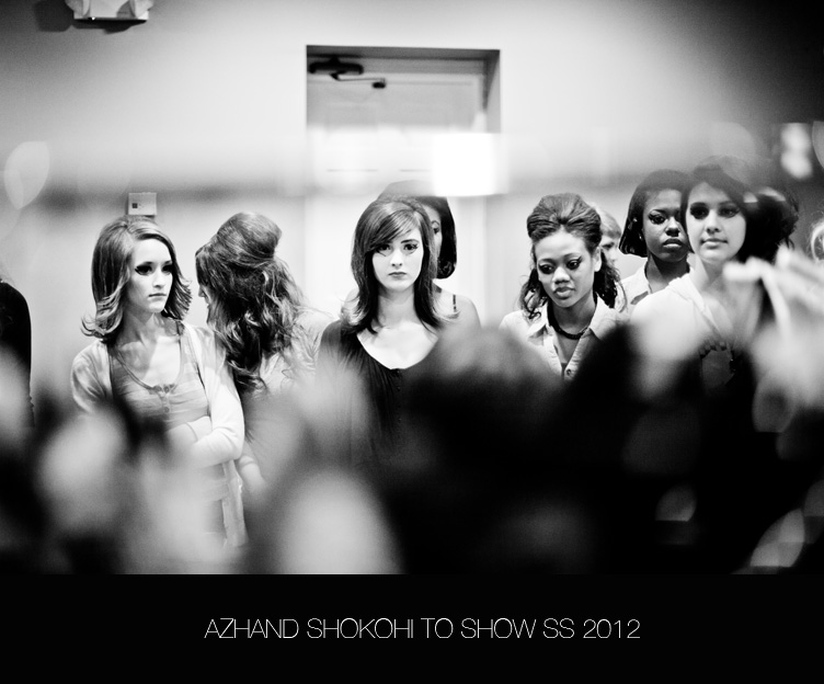 Spring Couture 2012 Fashion Show Viewing